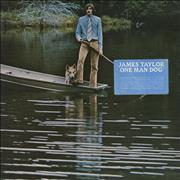 Click here for more info about 'James Taylor - One Man Dog'
