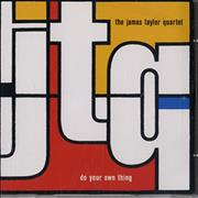 Click here for more info about 'James Taylor Quartet - Do Your Own Thing'