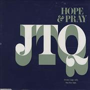 Click here for more info about 'James Taylor Quartet - Hope And Pray'