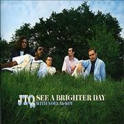 Click here for more info about 'James Taylor Quartet - See A Brighter Day'