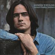 Click here for more info about 'James Taylor - Sweet Baby James - Green Label'
