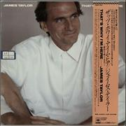 Click here for more info about 'James Taylor - That's Why I'm Here'