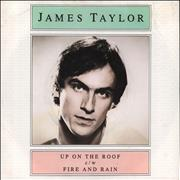 Click here for more info about 'James Taylor - Up On The Roof'