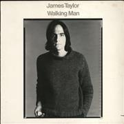 Click here for more info about 'James Taylor - Walking Man'