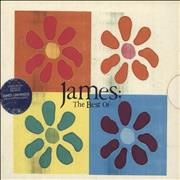 Click here for more info about 'James - The Best Of'