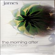 Click here for more info about 'James - The Night Before/The Morning After - Double Sided Poster'