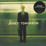 Click here for more info about 'James - Tomorrow - CD1'