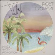 Click here for more info about 'Post Tropical - Autographed'