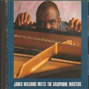 Click here for more info about 'James Williams - James Williams Meets The Saxophone Masters'