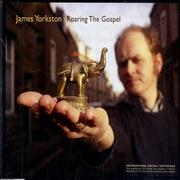 Click here for more info about 'James Yorkston and The Athletes - Roaring The Gospel'