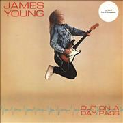 Click here for more info about 'James Young (Styx) - Out On A Day Pass'