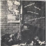 "Jameson Raid Jameson Raid Story End Of Part One EP UK 7"" vinyl"