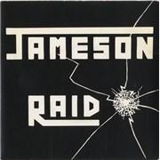 """Jameson Raid Seven Days Of Splendour UK 7"""" vinyl"""