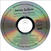 Click here for more info about 'Jamie Cullum - Get Your Way - Remix'
