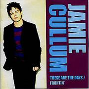 Click here for more info about 'Jamie Cullum - These Are The Days/Frontin''