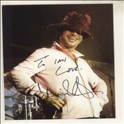 Click here for more info about 'Jamiroquai - Autographed Photograph'