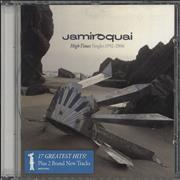 Click here for more info about 'Jamiroquai - High Times: The Singles 1992-2006'