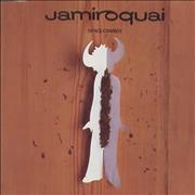 Click here for more info about 'Jamiroquai - Space Cowboy - Card Sleeve'