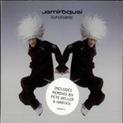 Click here for more info about 'Jamiroquai - Supersonic'