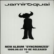 Click here for more info about 'Jamiroquai - Sycronized - TEN promotional postcards'