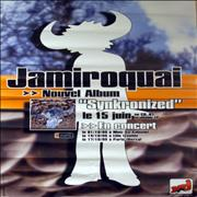 Click here for more info about 'Jamiroquai - Synkronized + French Tour Dates 1999'