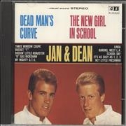 Click here for more info about 'Jan & Dean - Dead Man's Curve / The New Girl In School'