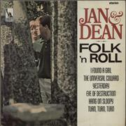 Click here for more info about 'Jan & Dean - Folk 'N' Roll'