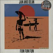 Click here for more info about 'Jan & Dean - Fun Fun Fun - Sealed'