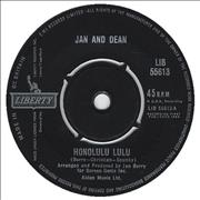 Click here for more info about 'Jan & Dean - Honolulu Lulu'