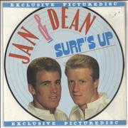 Click here for more info about 'Jan & Dean - Surf's Up'