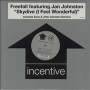 Click here for more info about 'Jan Johnston - Skydive [I Feel Wonderful]'