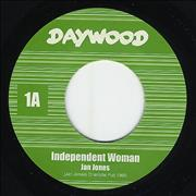 Click here for more info about 'Jan Jones - Independent Woman / All Of A Sudden'