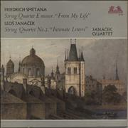 Click here for more info about 'Janacek - Smetana: String Quartet in E Minor 'From My Life' / Janácek: String Quartet No. 2 'Intimate Letters''