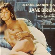Click here for more info about 'Jane Birkin & Serge Gainsbourg - Je T'aime... Moi Non Plus - P/S'