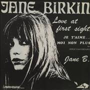 Click here for more info about 'Jane Birkin & Serge Gainsbourg - Love At First Sight - Je T'Aime... Moi Non Plus'