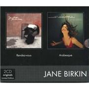 Jane Birkin 2CD Originals - Sealed France 2-CD album set