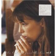 Jane Birkin The Best Of Volume 2 Japan vinyl LP