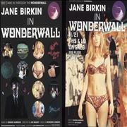 Click here for more info about 'Jane Birkin - Wonderwall - Four Handbills (2 of each)'