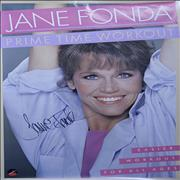Click here for more info about 'Jane Fonda - Prime Time Workout - Autographed'
