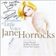 Click here for more info about 'Jane Horrocks - The Further Adventures Of Little Voice - Autographed'