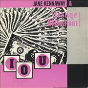 Click here for more info about 'Jane Kennaway & Strange Behaviour - IOU'