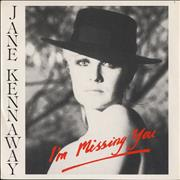 Click here for more info about 'Jane Kennaway - I'm Missing You'