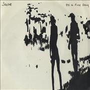 Click here for more info about 'Jane (Pop) - It's A Fine Day'
