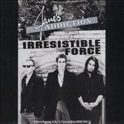 Click here for more info about 'Janes Addiction - Irresistible Force'