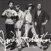 Click here for more info about 'Janes Addiction - Just Because'