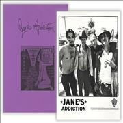 Click here for more info about 'Janes Addiction - Kettle Whistle'