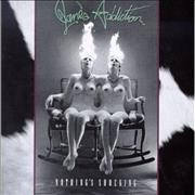 Click here for more info about 'Janes Addiction - Nothing's Shocking'