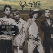 Click here for more info about 'Janes Addiction - Strays - Sealed'