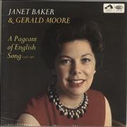 Click here for more info about 'Janet Baker - A Pageant Of English Song 1597 - 1961'