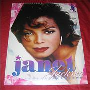 Click here for more info about 'Janet Jackson - 1997 Calendar'